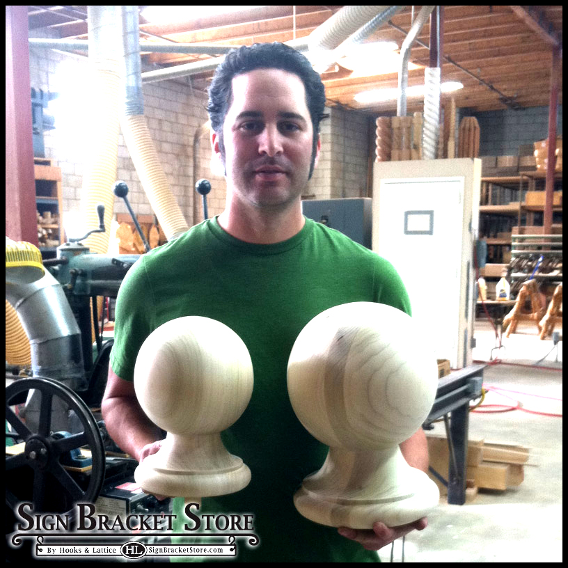 Big, small or custom - our local manufacturing plant is happy to entertain any ideas!