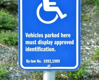 Mount ADA compliant signage with ease using Two-Sided Sign Clamps.