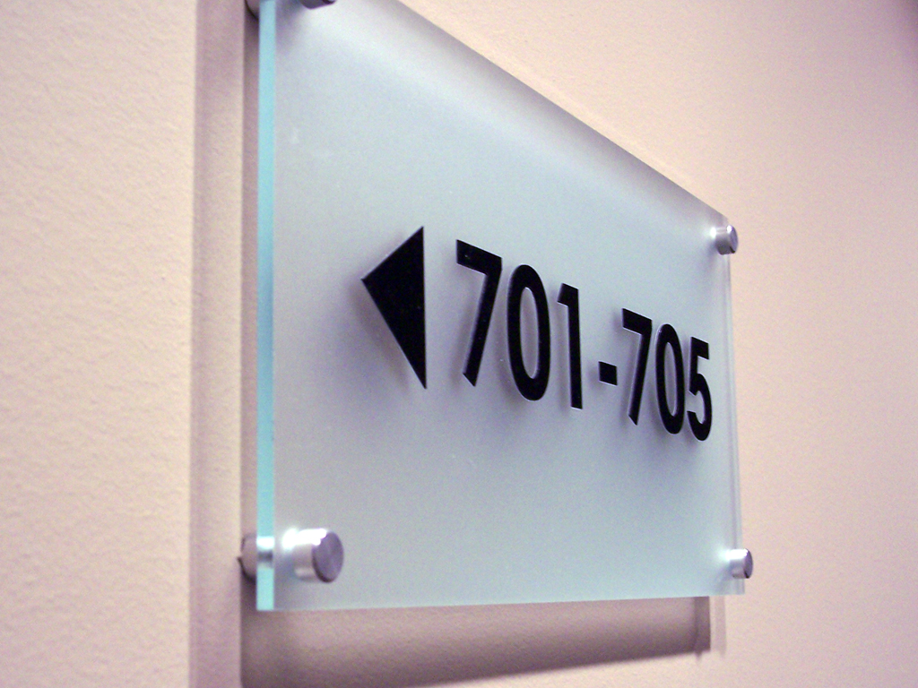 Use Tamper Proof Sign Standoffs To Securely Hang