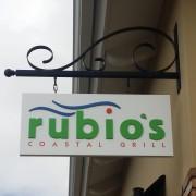 Rubios Torino Sign Bracket